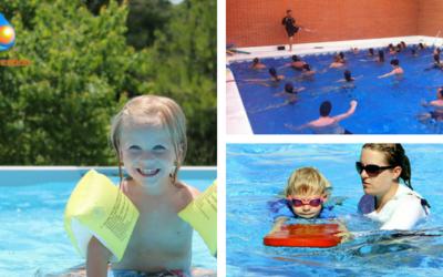 Conoces los beneficios de las actividades acuáticas?